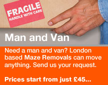 London Man and Van